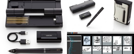 WACOM : Le stylet InkLing